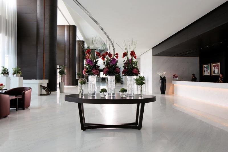 Millennium Hotel FujairahLounge/Empfang