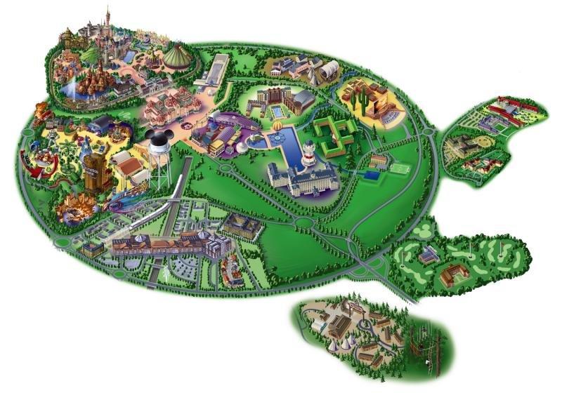 Vienna House Dream CastleModellaufnahme