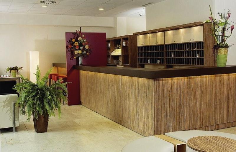 Best Western Hotel Berlin MitteLounge/Empfang