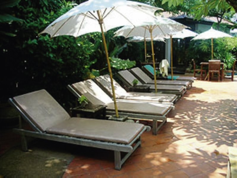 Citin Garden ResortTerasse