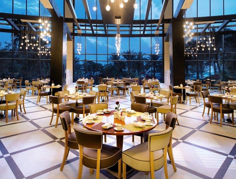 Le Meridien Al Aqah Beach ResortRestaurant