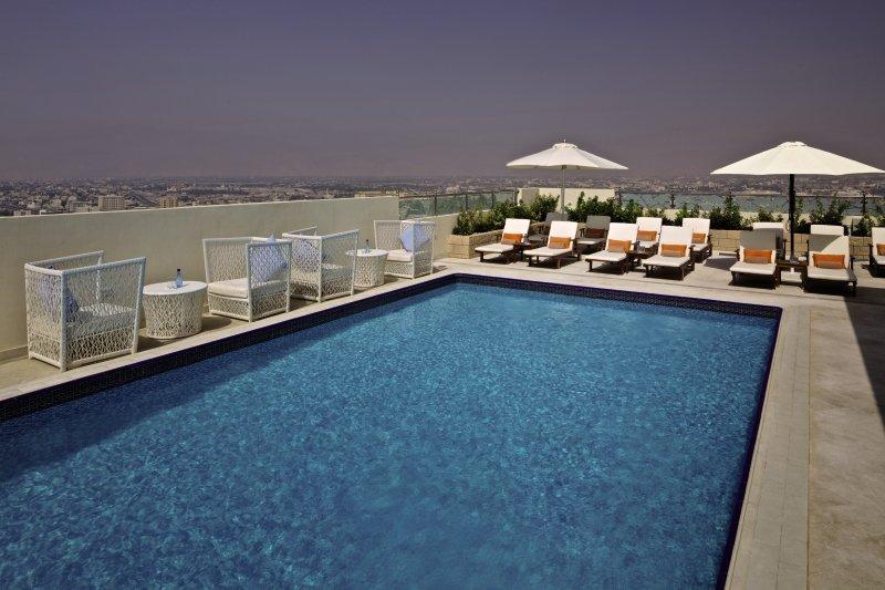 Doubletree by Hilton Ras Al KhaimahPool