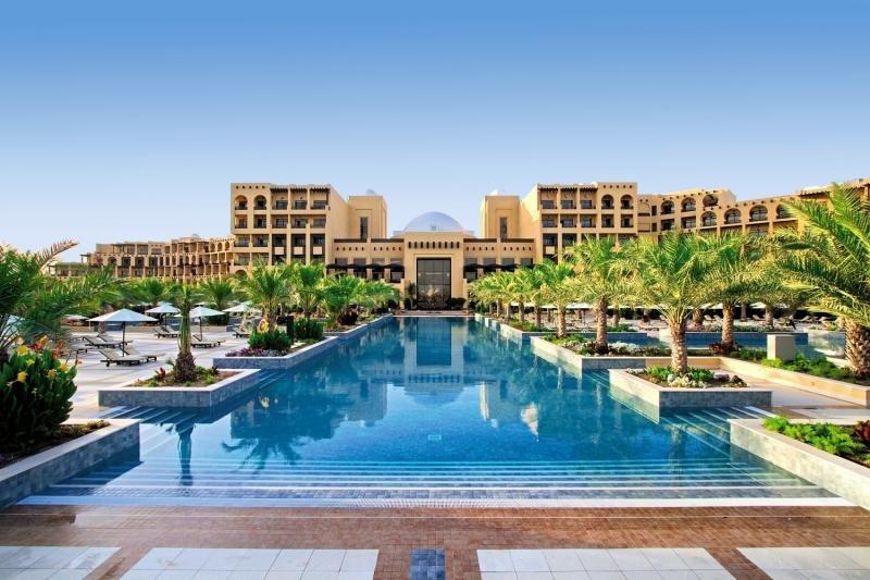 Hilton Ras Al Khaimah Resort & SpaAuߟenaufnahme