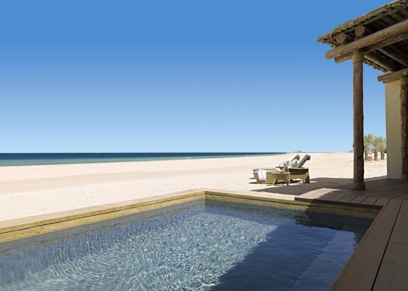 Anantara Sir Bani Yas Island Al Yamm Villa ResortPool