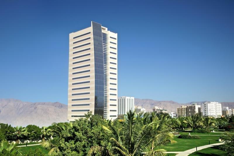 Doubletree by Hilton Ras Al KhaimahAuߟenaufnahme