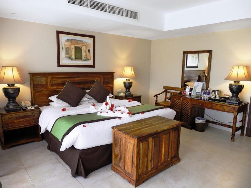 Al Hamra Village Golf & Beach ResortWohnbeispiel