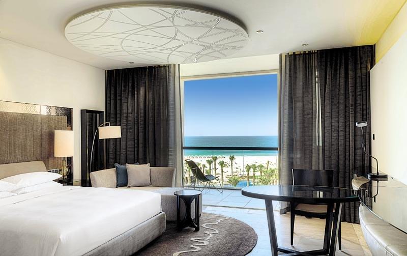 Park Hyatt Abu Dhabi Hotel & VillasWohnbeispiel