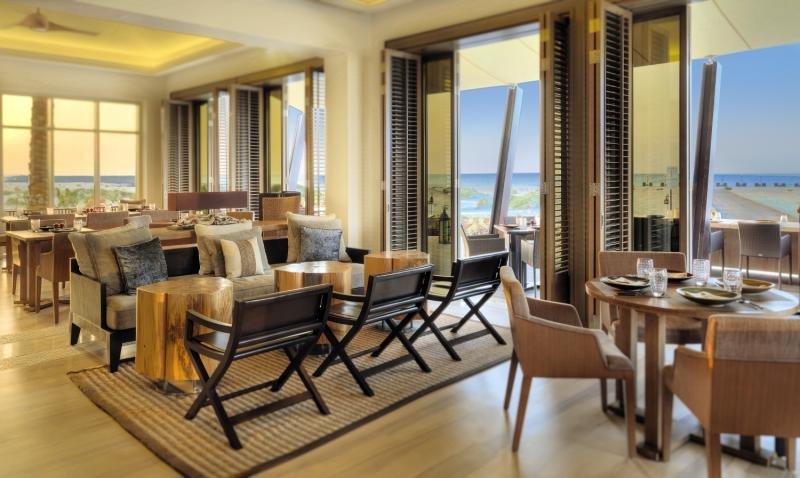 Park Hyatt Abu Dhabi Hotel & VillasLounge/Empfang