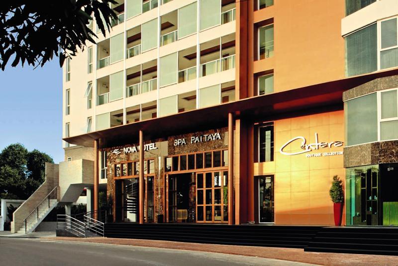 Centara Nova Hotel & Spa PattayaAuߟenaufnahme