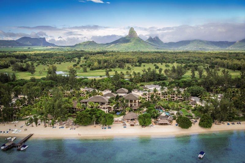 Hilton Mauritius Resort & SpaAuߟenaufnahme