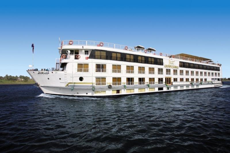 Nilkombi M/S Jaz Jubilee 5* & Bellevue Beach Hotel 4*