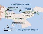 Rundreise Panama kompakt: Stadt, Land, Strand