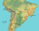 Rundreise Große Südamerika Rundreise