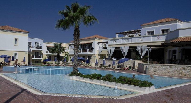 7 Tage in Kos Lambi / Nea Alikarnassos (Insel Kos) Aegean Houses