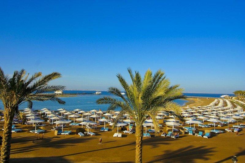 All Inclusive Traumurlaub im Dana Beach Resort in Hurghada