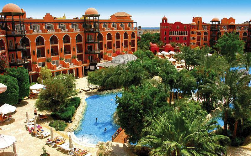 7 Tage  AI Grand Resort Hurghada