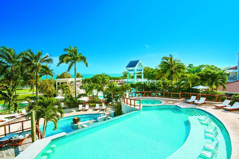 7 Tage in Ocho Rios Sandals Ochi Beach Resort