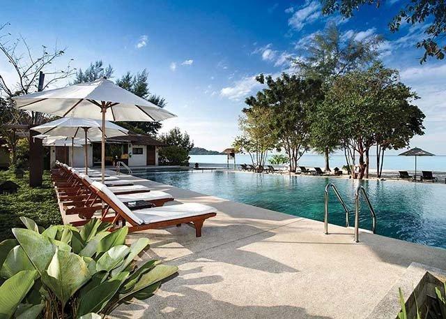 Thailand Centara Chaan Talay Resort & Villas Trat