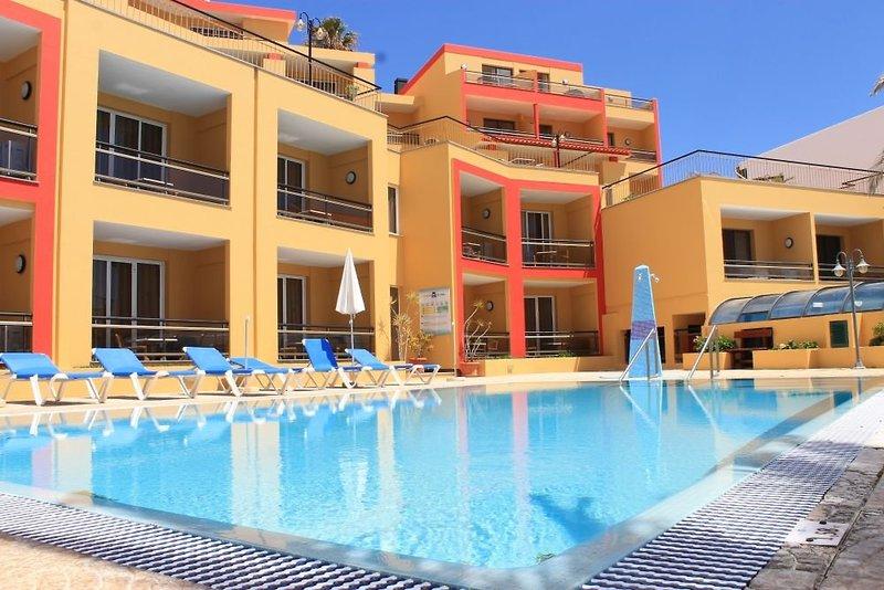 7 Tage in Canico de Baixo (Insel Madeira) Roca Mar Lido Resorts - Hotel Cais da Oliveira