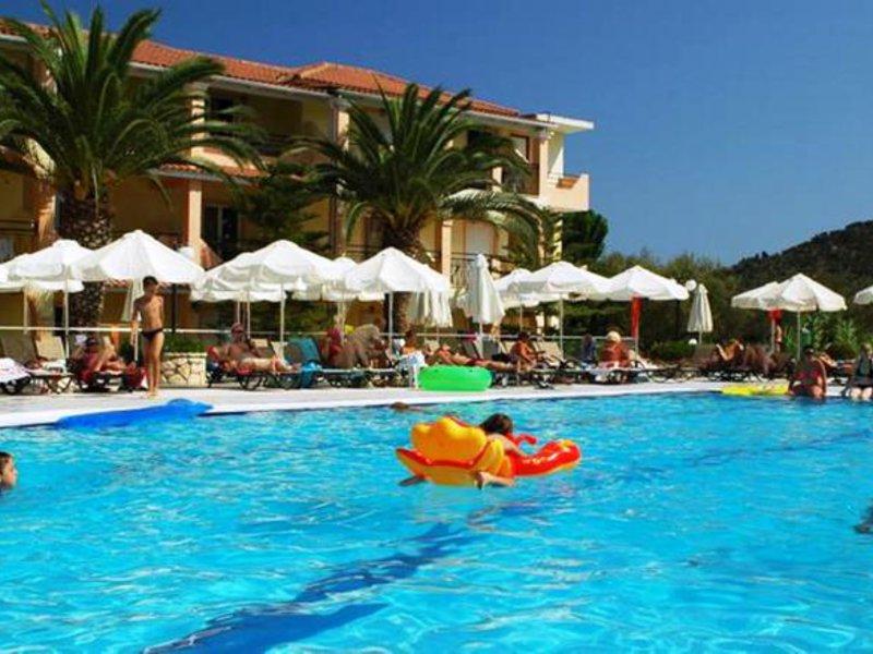 7 Tage in Alikanas (Insel Zakynthos) Letsos Hotel & Annex