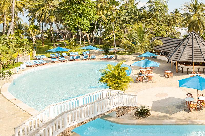 Strandurlaub in Kenia