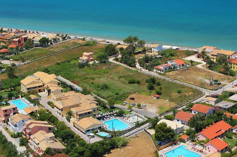 7 Tage in Acharavi (Insel Korfu) Matoula
