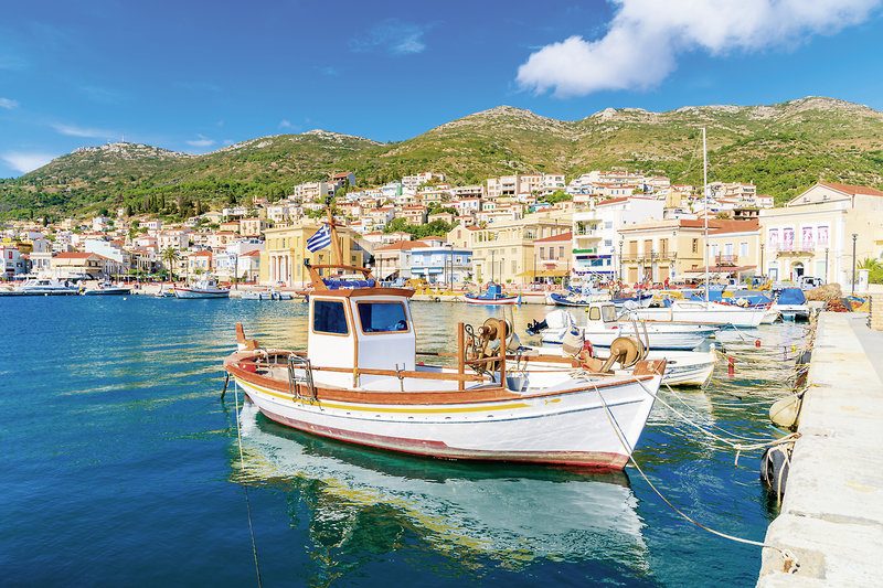 Karlovassi (Insel Samos) ab 428 €