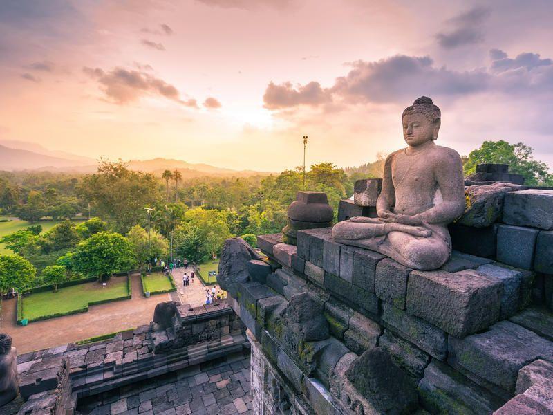 Balinesischer Urlaubstraum