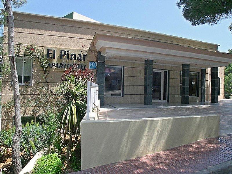 7 Tage in Cala Llonga (Santa Eularia del Rio) El Pinar