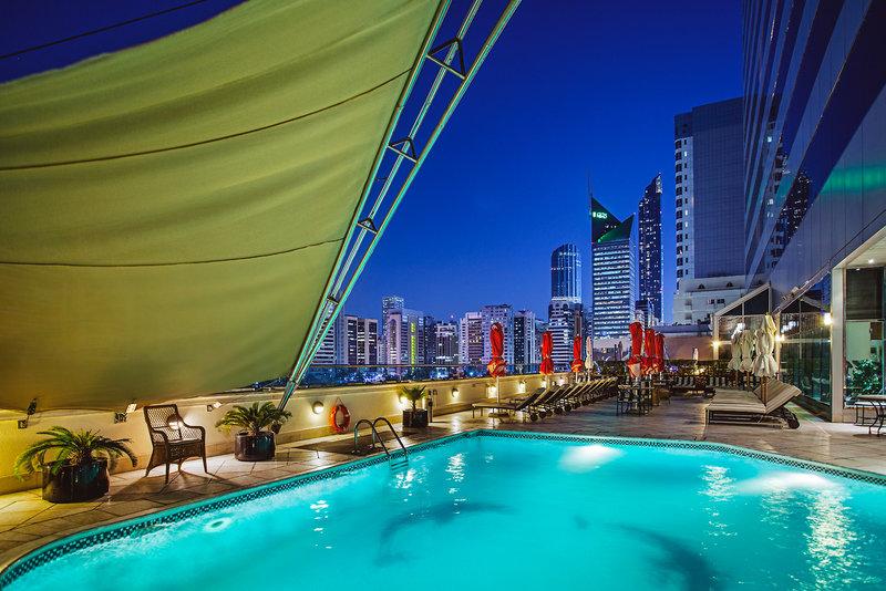 Luxus im Corniche Hotel Abu Dhabi