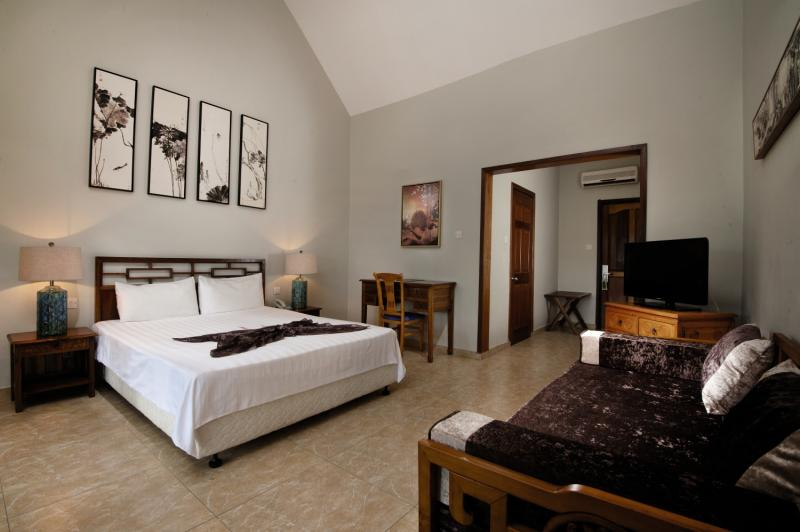 7 Tage in Trou Aux Biches (Pamplemousses) Le Palmiste Resort & Spa