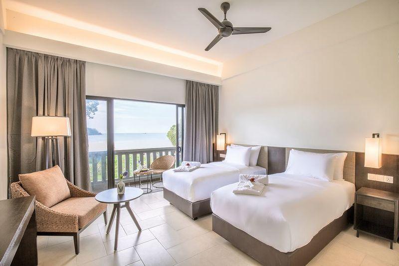 Camar Resort Langkawi in Insel Langkawi, Malaysia - Kedah W