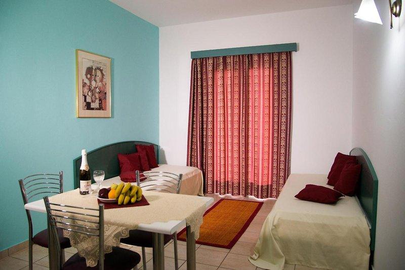 Theoni Apartment in Malia, Kreta W