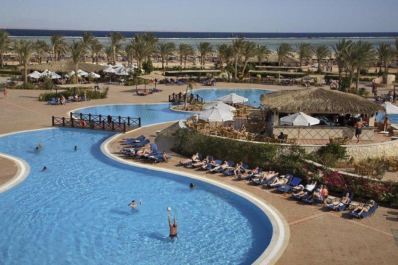 Jaz Mirabel Beach Resort in Sharm el-Sheikh, Sinai - Halbinsel P