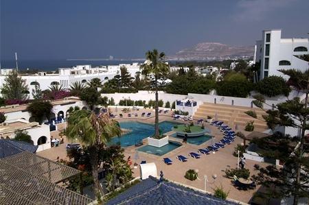 Agadir Les Omayades in Agadir, Agadir und Atlantikküste P