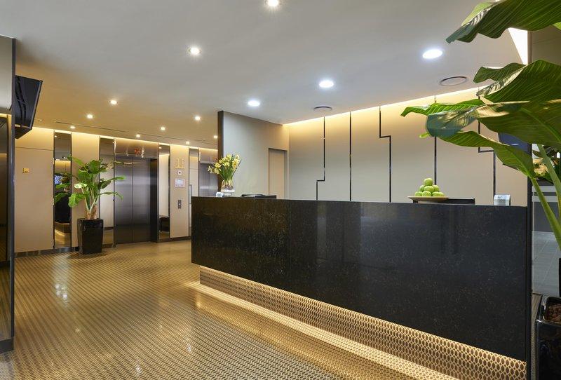 Hotel 81 - Gold in Singapur, Singapur