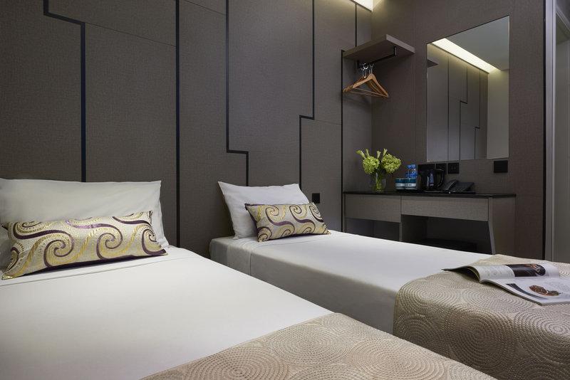 Hotel 81 - Gold in Singapur, Singapur W