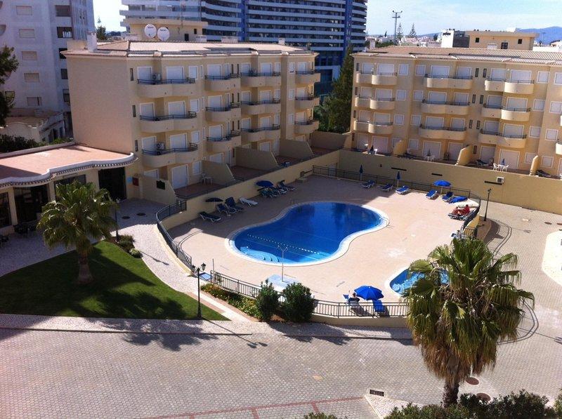 Plaza Real in Portimão, Algarve A