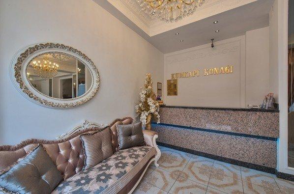 Hotel Kumkapi Konagi in Istanbul, Istanbul und Umgebung L