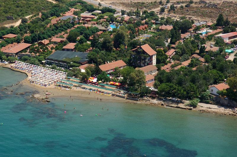 Leda Beach Hotel in Side, Türkische Riviera A