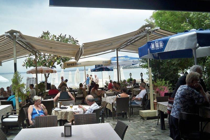 Leda Beach Hotel in Side, Türkische Riviera BA