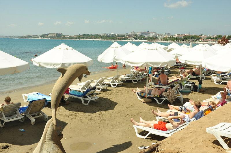 Leda Beach Hotel in Side, Türkische Riviera S
