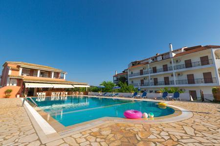 Bruskos Hotel in Agios Georgios Argirades, Korfu P