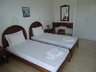 Bruskos Hotel in Agios Georgios Argirades, Korfu W