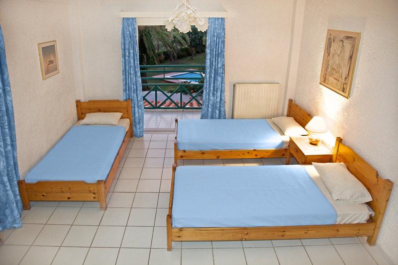 Classic Apartments in Anissaras, Kreta
