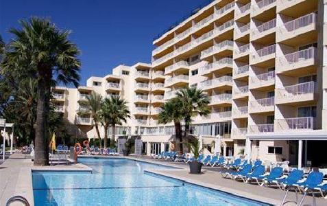 Vistasol Apartamentos in Magaluf, Mallorca A