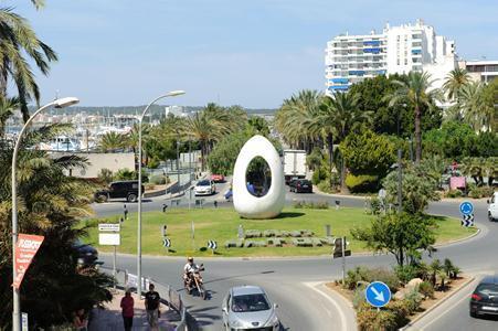 Apartamentos Central Park in Sant Antoni de Portmany, Ibiza TE