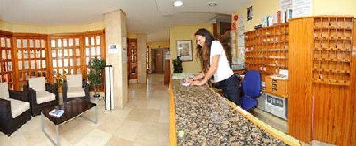 Apartamentos Central Park in Sant Antoni de Portmany, Ibiza L