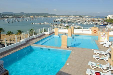 Apartamentos Central Park in Sant Antoni de Portmany, Ibiza P
