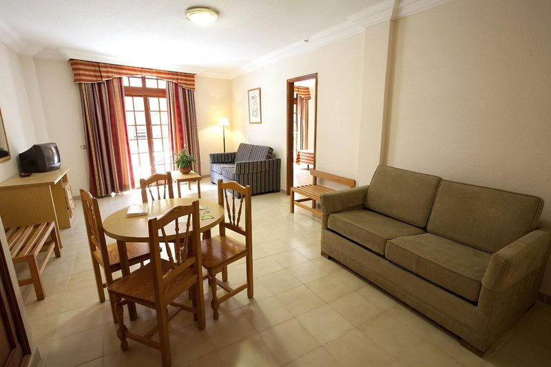 Apartamentos Be Smart Florida Plaza in Puerto de la Cruz, Teneriffa W